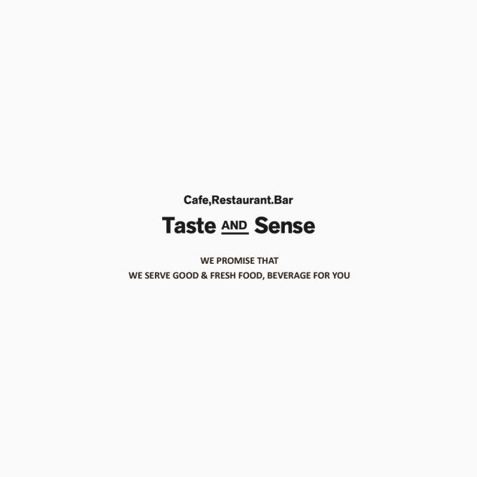 TASTE&SENSE, 테이스트 엔 센스, TASTE AND SENSE, 1LDK, 원엘디케이, 1LDK SEOUL, 원엘디케이 서울, 편집샵, 레스토랑, 압구정동, 청담동