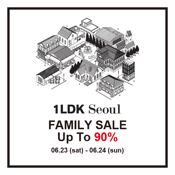 family sale, 1ldk seoul, 원엘디케이