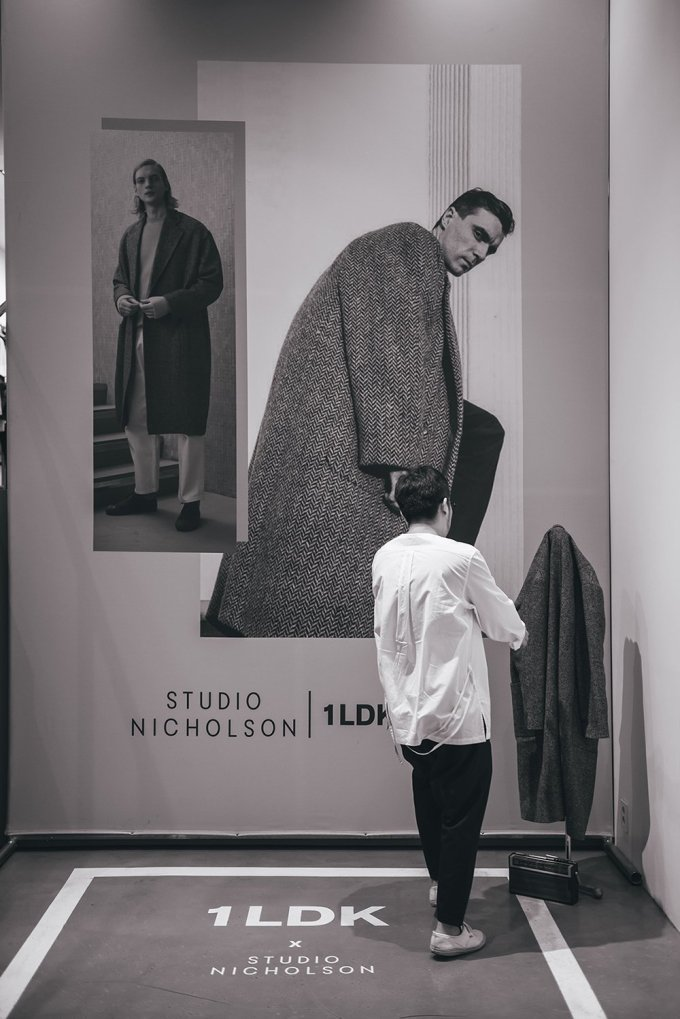 1LDK-STUDIO NICHOLSON-SEOUL