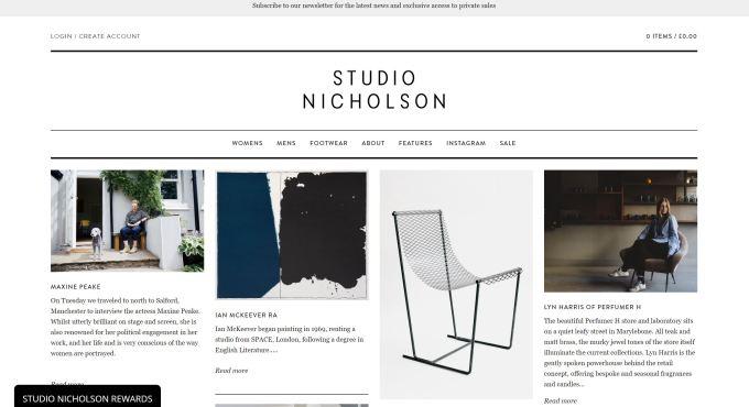 studio nicholson-1ldk seoul